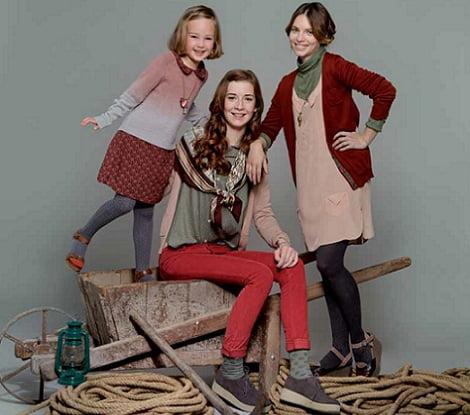 catalogo nice things otoño invierno 2012 2013 rojo