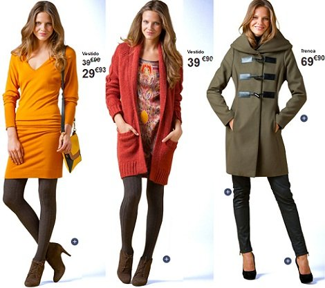 catalogo la redoute invierno 2013 color