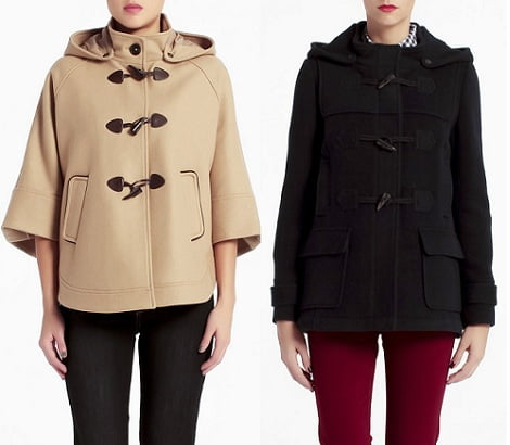 catalogo formula joven otoño invierno 2012 2013 abrigo