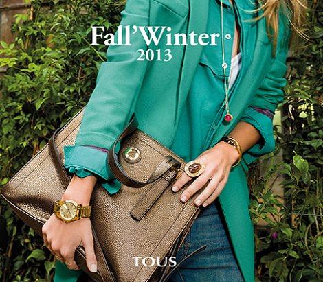 campaña tous otoño invierno 2013 2014