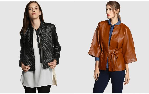 chaquetas modernas mujer